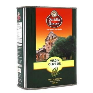 Оливковое масло Serjella extra virgin, 800 мл