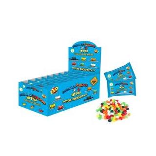 Мармеладские игры Zed candy дополнительный набор, серия 3, 50 гр