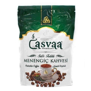 Кофе молотый Casvaa с фисташками и молоком, 200 гр