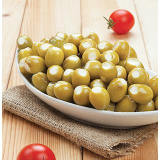 Оливки зеленые Sosero фаршированные сыром 5XL, 290 г