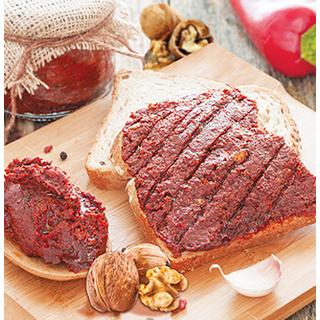 Паста из красного перца Sosero для завтрака, 290 гр