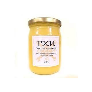 Органическое очищенное масло гхи, 450 гр