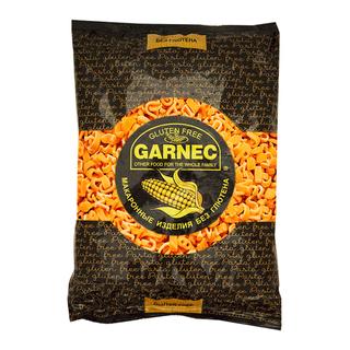 Кукурузные макароны Гарнец алфавит, 300 гр