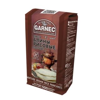 Блины рисовые Гарнец без глютена, 500 гр