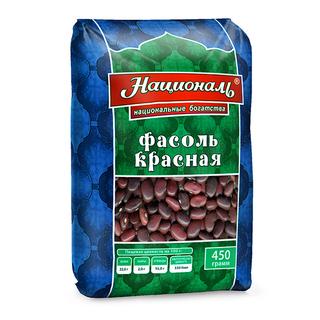 Фасоль красная Националь, 450 гр