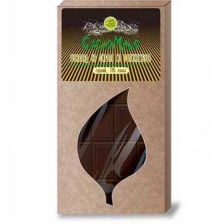 Горький шоколад Дары Памира на сиропе из топинамбура, 70 гр
