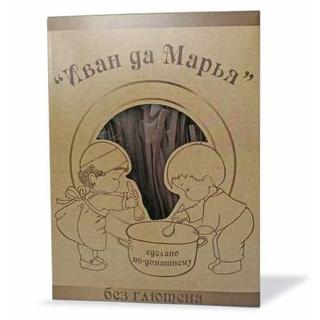Лапша гречневая Иван да Марья без глютена, 250 гр