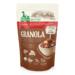 Мюсли хрустящие запеченные Bionova шоколадные с клубникой и бананом, 400 гр