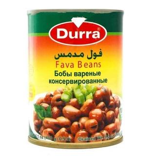 Бобы фуль Durra, 400 гр