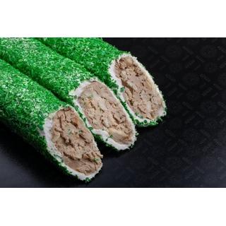 Лукум Hacibaba киви с ореховой пастой и арахисом в зеленой обсыпке, 1000 гр