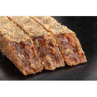 Инжирный лукум Hacibaba с грецким орехом в кадаифе, 100 гр