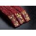 Гранатовый лукум Hacibaba с фисташкой в барбарисе, 100 гр