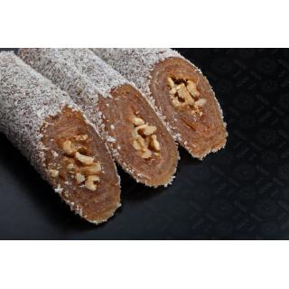 Инжирный лукум Hacibaba с грецким орехом в кокосовой стружке, 100 гр