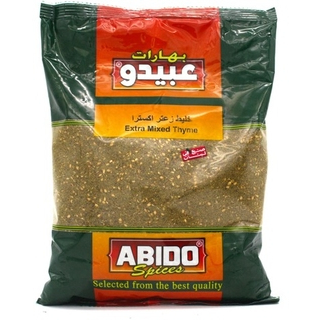 Затар Abido Spices extra mixed thyme, 500 гр